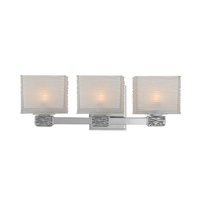 Hudson Valley Lighting 4663 Hartsdale 3 Light Bathroom Vanity Light