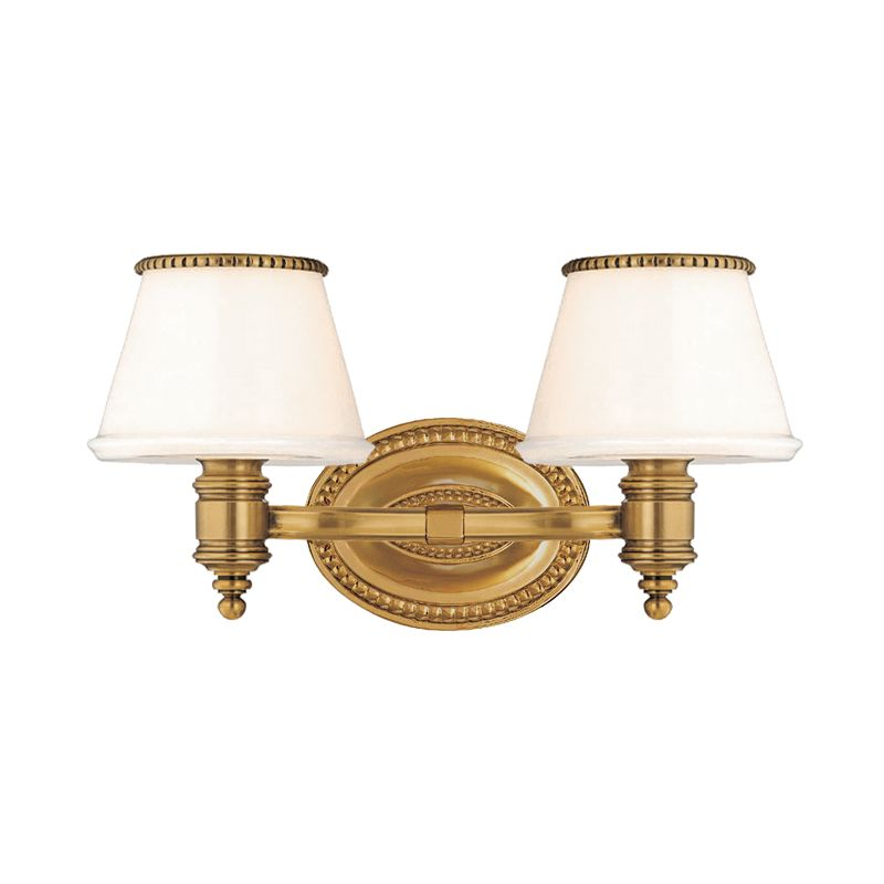 Hudson Valley Lighting 4942 Richmond 2 Light Bathroom Vanity Fixture Sale $344.00 ITEM: bci982691 ID#:4942-FB UPC: 806134101725 :