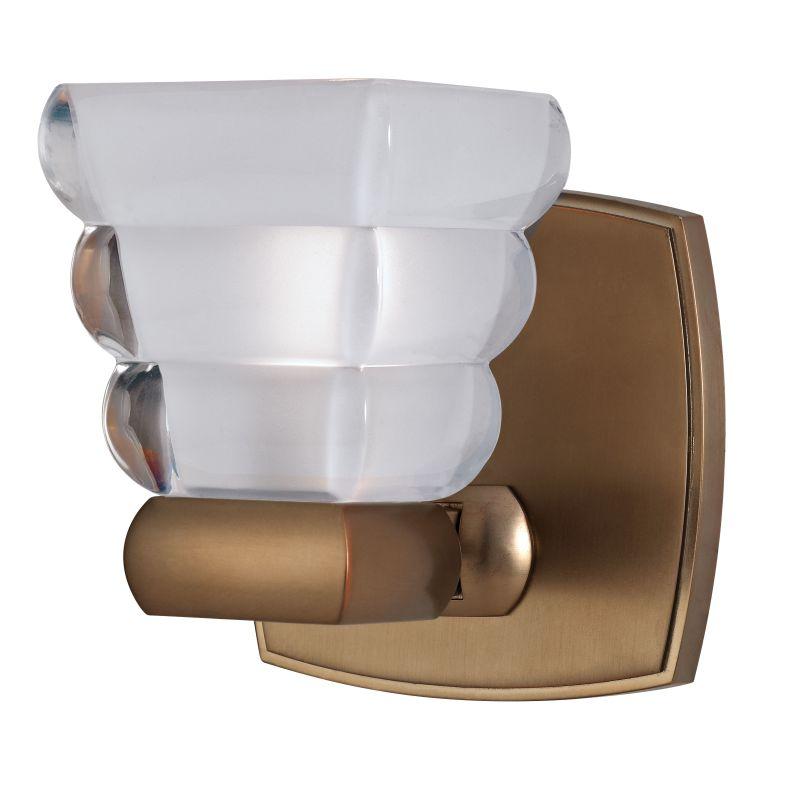 Hudson Valley 5041-BB Bronze Contemporary Warren Bathroom Light