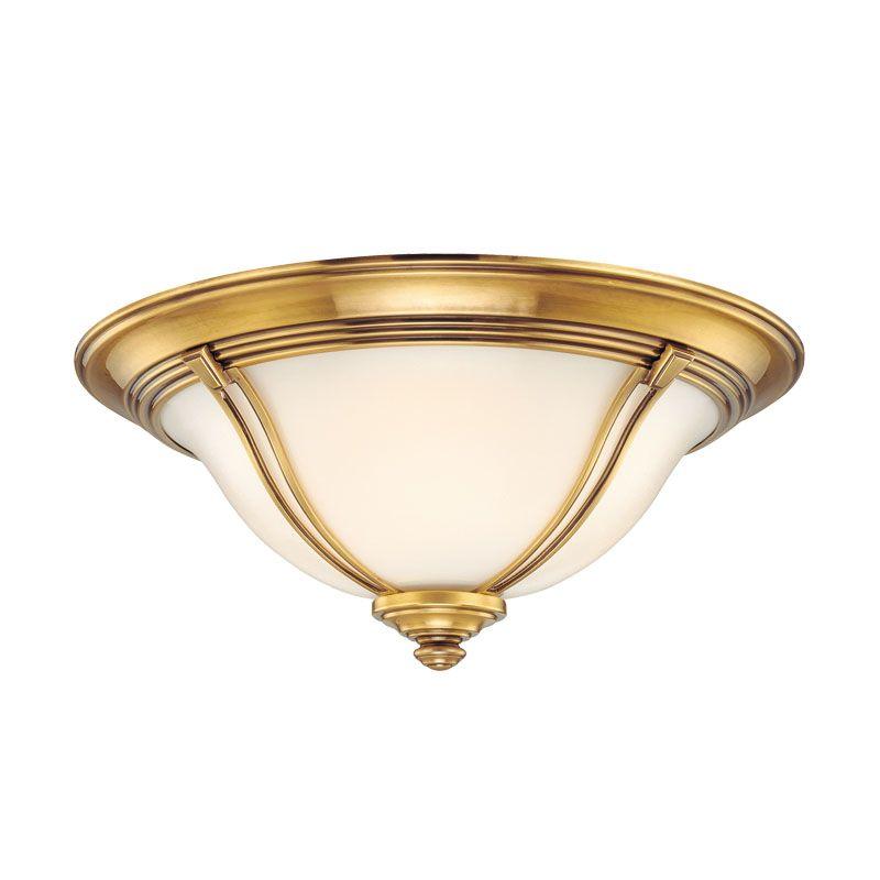 Hudson Valley Lighting 5414 Carrollton 2 Light Flush Mount Ceiling Sale $369.00 ITEM: bci1103423 ID#:5414-FB UPC: 806134106041 :