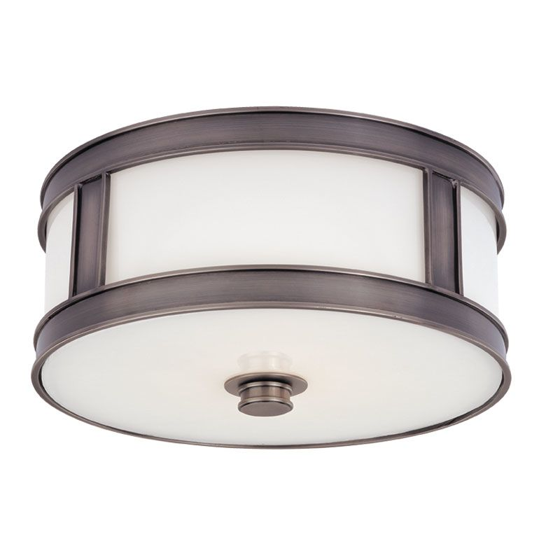 Hudson Valley Lighting 5513 Patterson 2 Light Flush Mount Ceiling