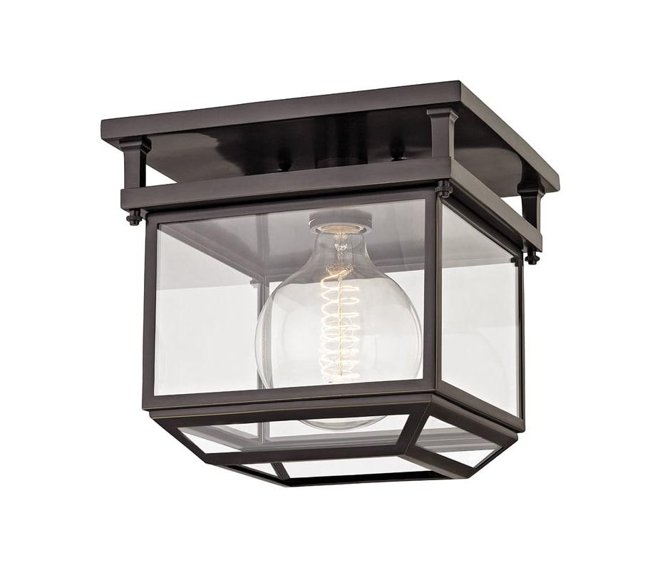 "Hudson Valley Lighting 5611 Rutherford Single Light 11"" Wide Semi"