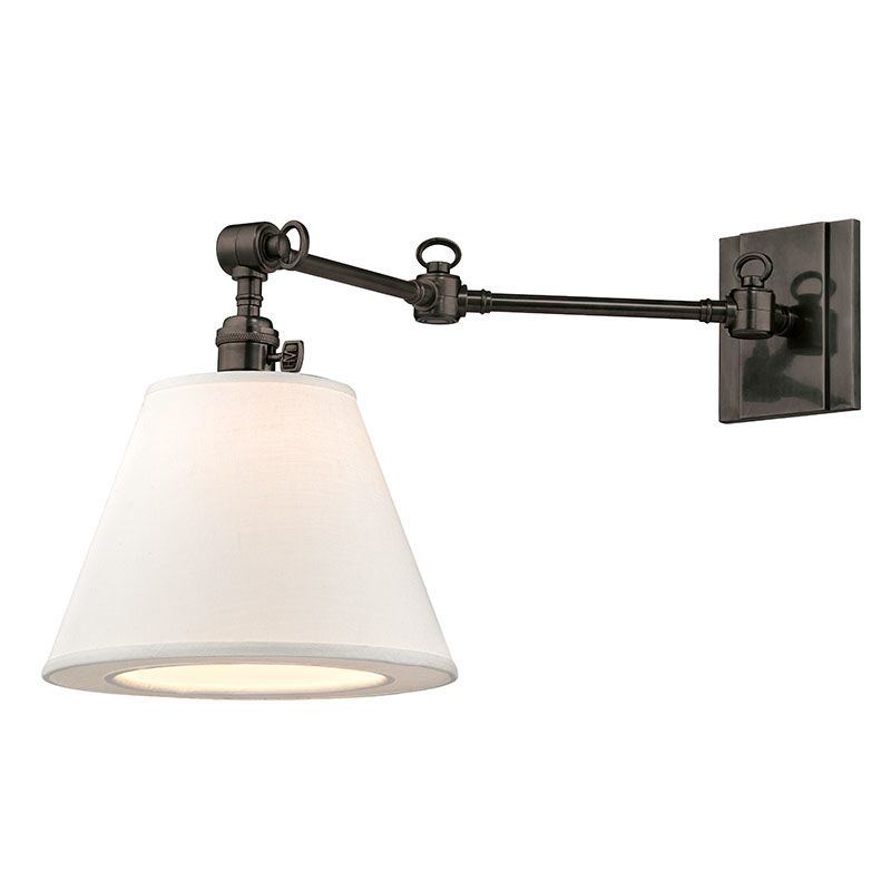 Hudson Valley Lighting 6233 Hillsdale 1 Light Wall Sconce with