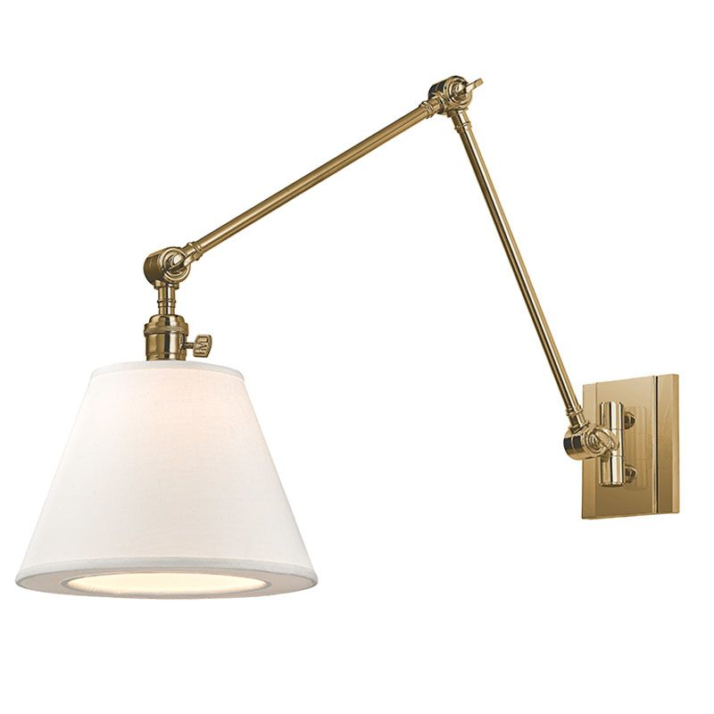 Hudson Valley Lighting 6234 Hillsdale 1 Light Wall Sconce with