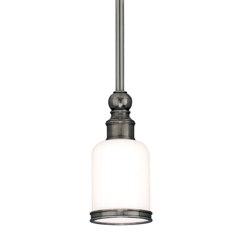 Hudson Valley Lighting 6321 Chatham 1 Light Mini Pendant with Opal Sale $428.00 ITEM: bci525696 ID#:6321-AN UPC: 806134031107 :