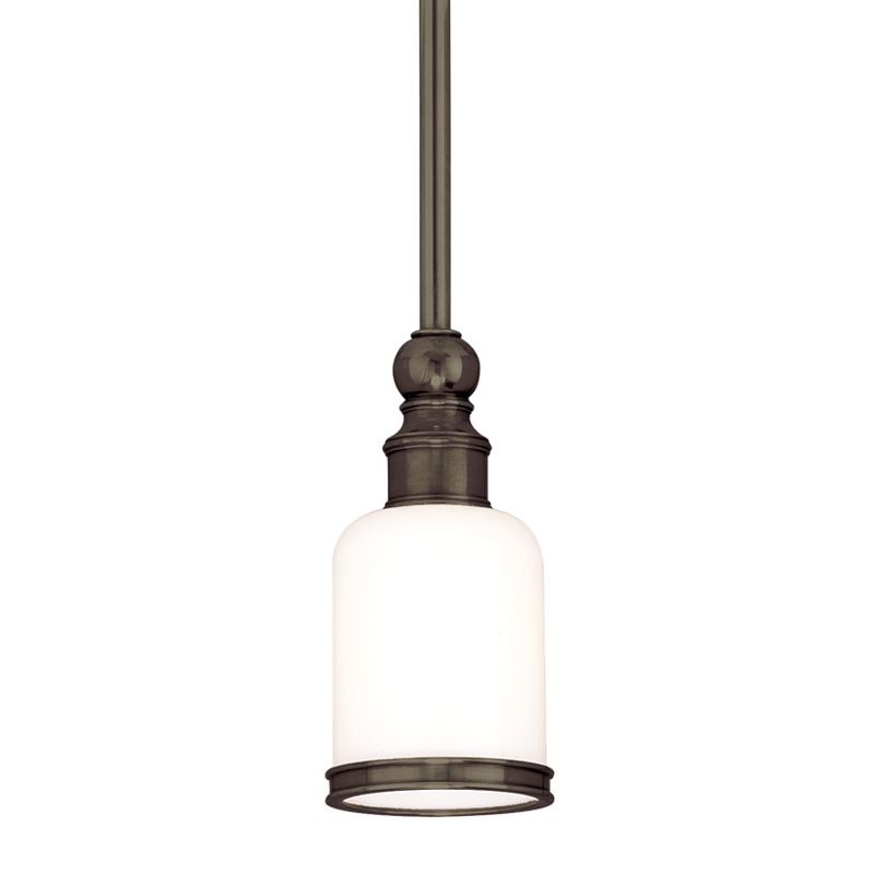 Hudson Valley Lighting 6321 Chatham 1 Light Mini Pendant with Opal Sale $428.00 ITEM: bci526134 ID#:6321-DB UPC: 806134031114 :