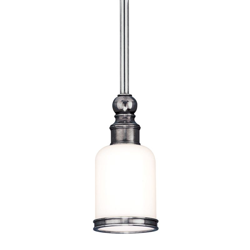 Hudson Valley Lighting 6321 Chatham 1 Light Mini Pendant with Opal Sale $428.00 ITEM: bci526135 ID#:6321-PN UPC: 806134031121 :