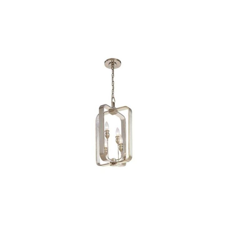 Hudson Valley 7416-PN Polished Nickel Contemporary Rumsford Pendant