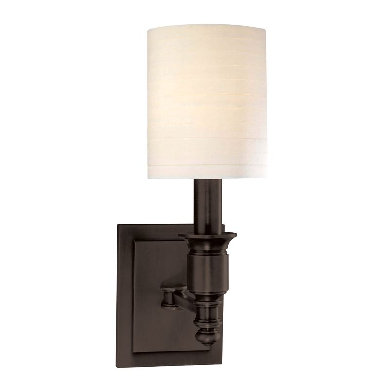 Hudson Valley Lighting 7501 Single Light Up Lighting Wallchiere Style Sale $268.00 ITEM: bci1737630 ID#:7501-OB UPC: 806134125103 :