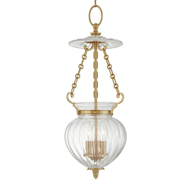 Hudson Valley Lighting 781 Three Light Pendant from the Gardner Sale $642.00 ITEM: bci982248 ID#:781-AGB UPC: 806134098834 :