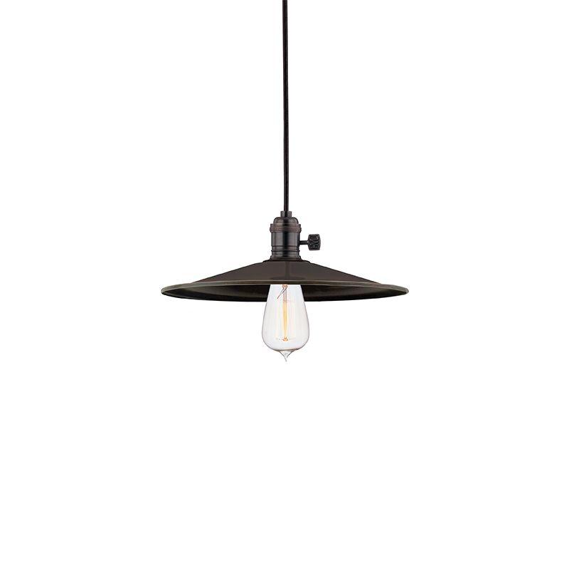 Hudson Valley 8001-OB-MS1 Bronze Industrial Heirloom Pendant