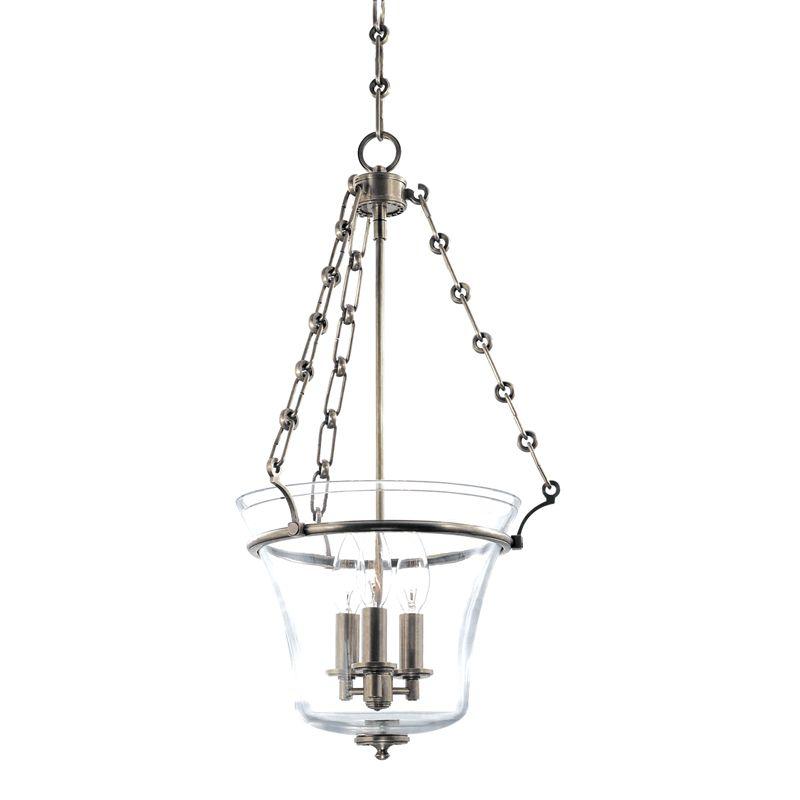 Hudson Valley Lighting 831 Three Light Up Lighting Full Sized Pendant Sale $632.00 ITEM: bci1737677 ID#:831-HN UPC: 806134123895 :