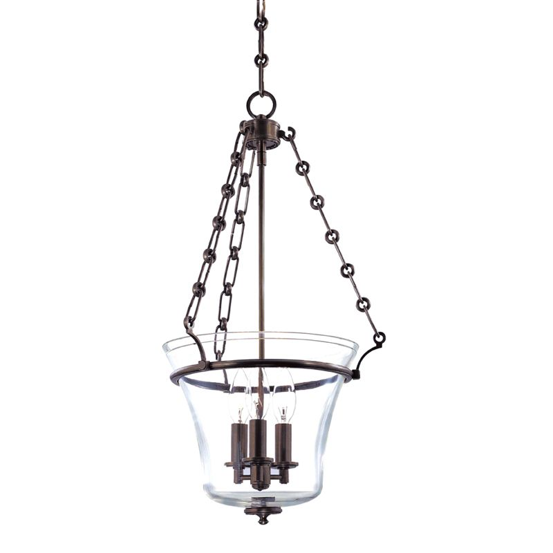 Hudson Valley Lighting 831 Three Light Up Lighting Full Sized Pendant