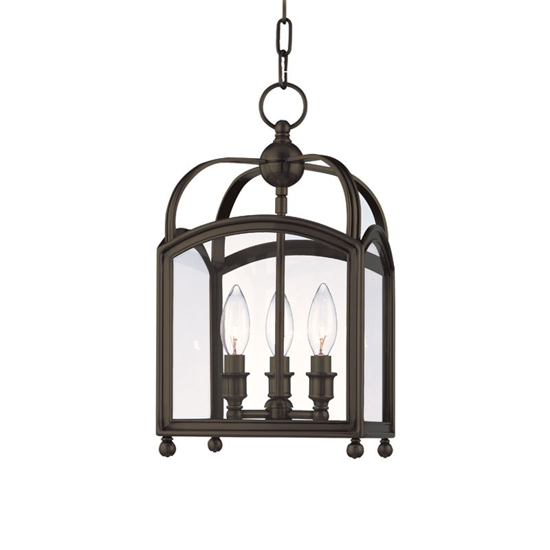 "Hudson Valley Lighting 8409 Three Light Up Lighting Enclosed Mini Sale $846.00 ITEM: bci1737721 ID#:8409-DB UPC: 806134116200 Product Features: Finish: Polished Nickel , Light Direction: Up Lighting , Width: 8.5"" , Height: 15.75"" , Genre: Colonial , Bulb Type: Incandescent , Number of Bulbs: 3 , Fully covered under Hudson Valley Lighting warranty , Location Rating: Indoor Use :"