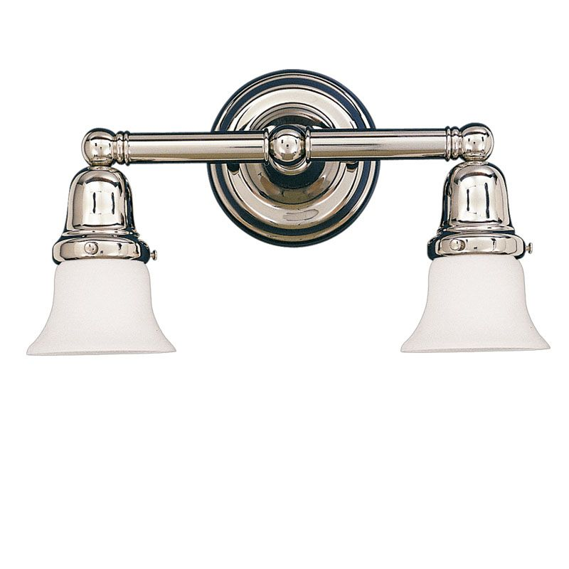 Hudson Valley Lighting 862-341 Two Light Wall Sconce from the Historic Sale $339.00 ITEM: bci984787 ID#:862-PN-341 UPC: 806134034351 :