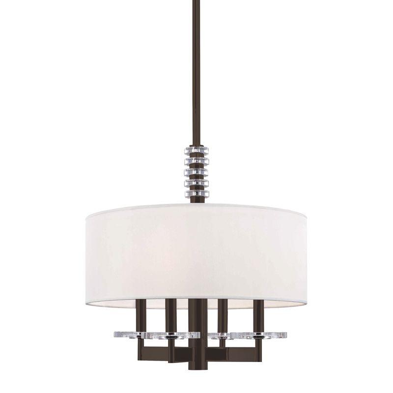 Hudson Valley Lighting 8818-OB Old Bronze Contemporary Chelsea Pendant