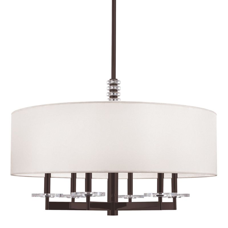 Hudson Valley 8830-OB Bronze Contemporary Chelsea Chandelier