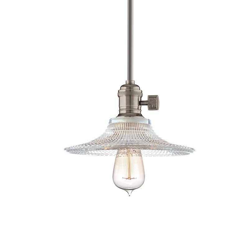 Hudson Valley Lighting 9001-GS6 Heirloom 1 Light Pendant Historic