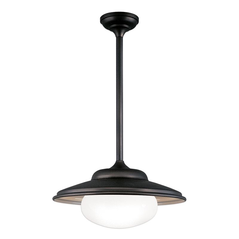 "Hudson Valley Lighting 9119 Single Light Pendant from the Lowell Sale $399.00 ITEM: bci526168 ID#:9119-OB UPC: 806134036225 Product Features: Finish: Satin Nickel , Light Direction: Down Lighting , Width: 19"" , Height: 51.5"" , Bulb Type: Compact Fluorescent, Incandescent , Number of Bulbs: 1 , Fully covered under Hudson Valley Lighting warranty , Location Rating: Indoor Use :"
