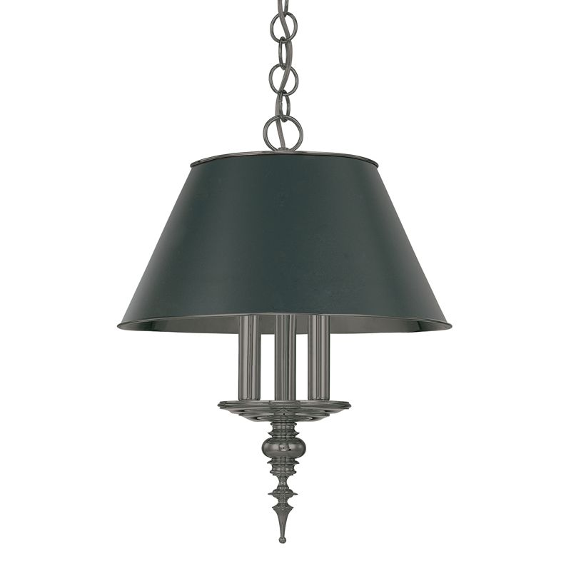 Hudson Valley Lighting 9521 Three Light Pendant from the Cheshire Sale $1070.00 ITEM: bci524761 ID#:9521-AN UPC: 806134041724 :