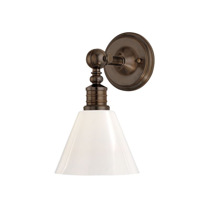Hudson Valley 9601-DB Distressed Bronze Industrial Darien Wall Sconce Sale $300.00 ITEM: bci1737809 ID#:9601-DB UPC: 806134116798 :