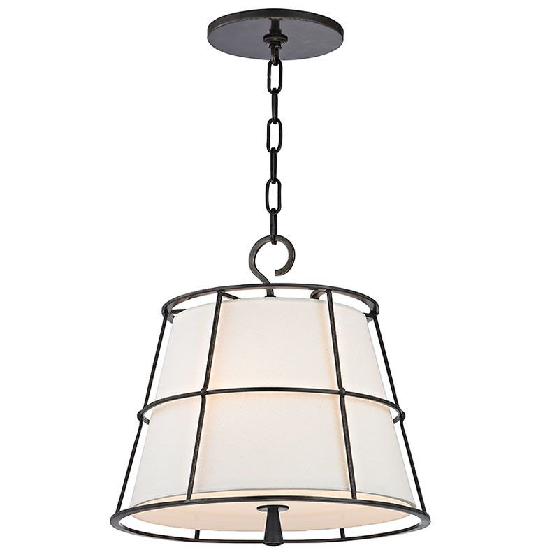 Hudson Valley Lighting 9816-OB Old Bronze Contemporary Savona Pendant
