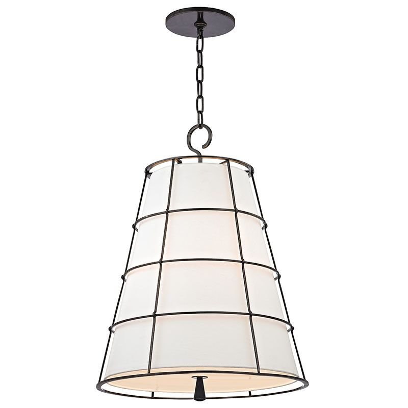Hudson Valley Lighting 9820-OB Old Bronze Contemporary Savona Pendant