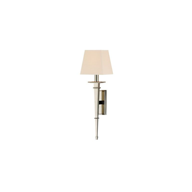Hudson Valley Lighting 230 Stanford 1 Light Wall Sconce with Eco-Paper