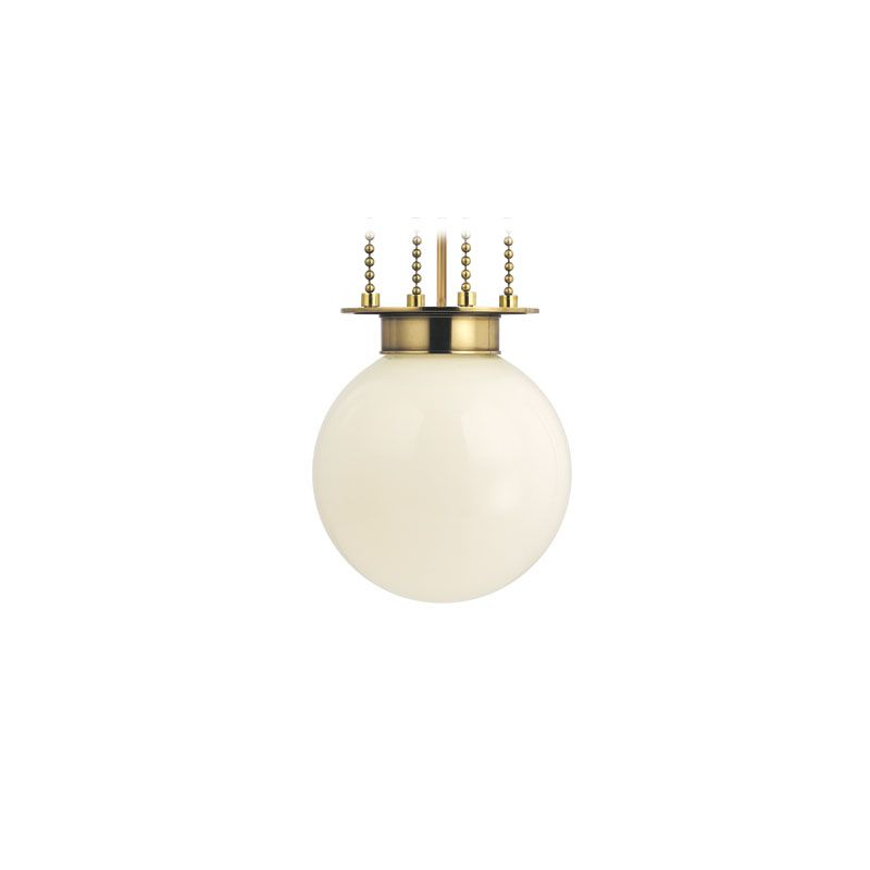 "Hudson Valley Lighting 4211-OP Blaine 1 Light Pendant Aged Brass Sale $278.40 ITEM: bci2062966 ID#:4211-AGB-OP UPC: 806134139230 Hudson Valley Lighting 4211-OP Blaine 1 Light Pendant The pendants of the Blaine Collection are available in three sizes and a variety of finishes. They feature a handsome globe shaped shade and decorative support chains. Hudson Valley Lighting 4211-OP Features: Shade attachment method: Finial Shade material: Glass Hudson Valley Lighting 4211-OP Specifications: Requires (1) 100 Watt E26 Medium Base Bulb (Not Included) Diameter: 11"" Voltage: 120 volts Canopy / Backplate Diameter: 8.5"" :"