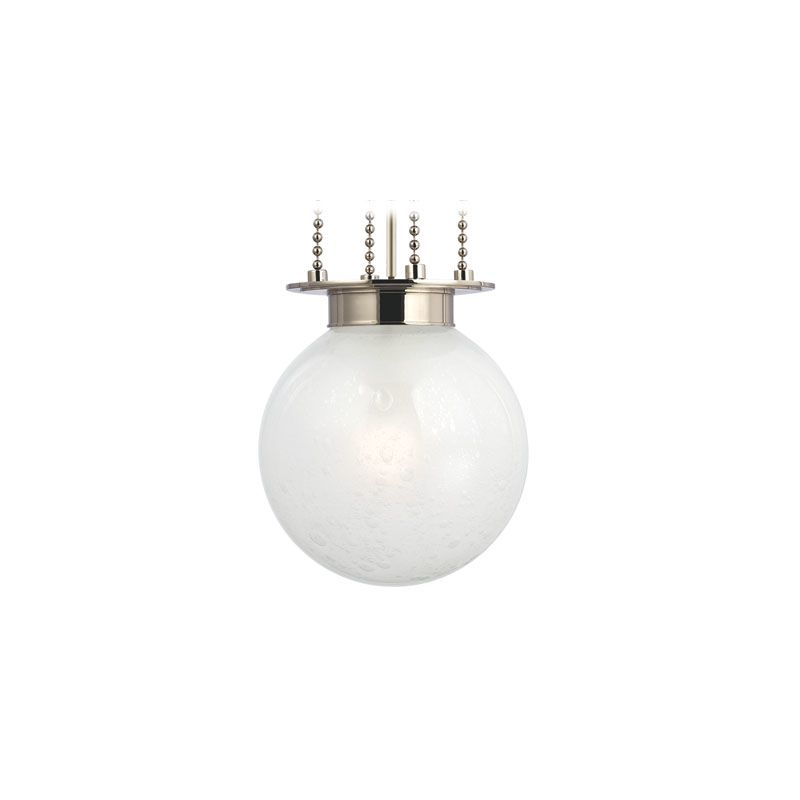 Hudson Valley Lighting 4211-FB Blaine 1 Light Pendant Polished Nickel Sale $278.40 ITEM: bci2062967 ID#:4211-PN-FB UPC: 806134139278 :