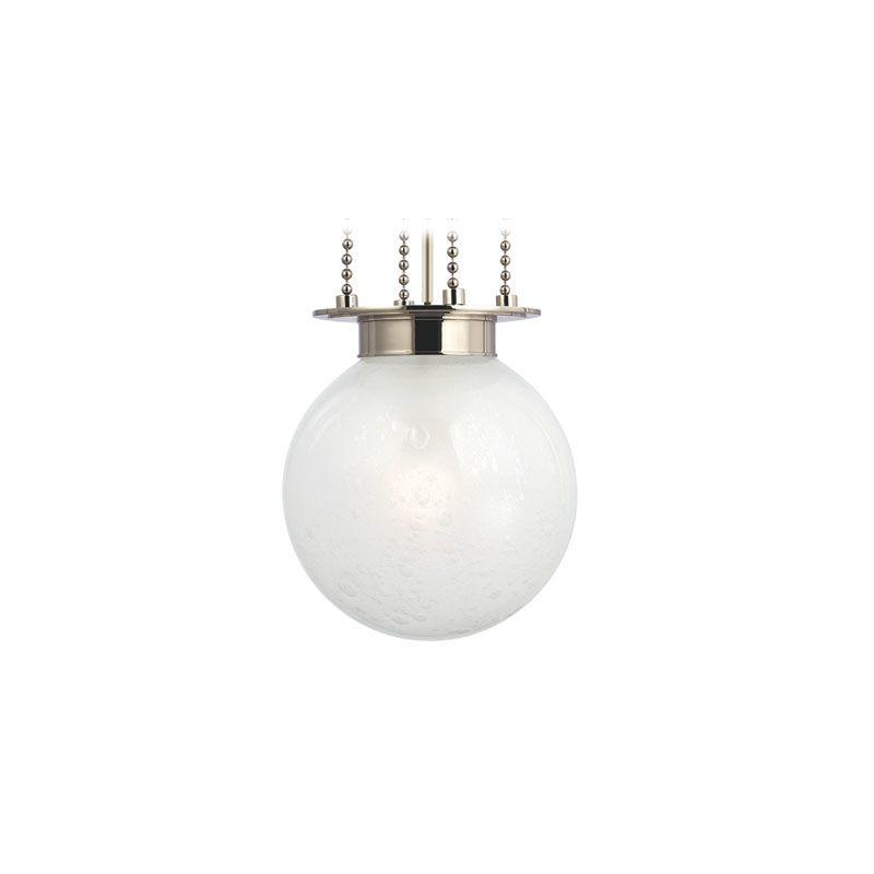 Hudson Valley Lighting 4217-FB Blaine 1 Light Pendant Polished Nickel Sale $510.40 ITEM: bci2062983 ID#:4217-PN-FB UPC: 806134139292 :