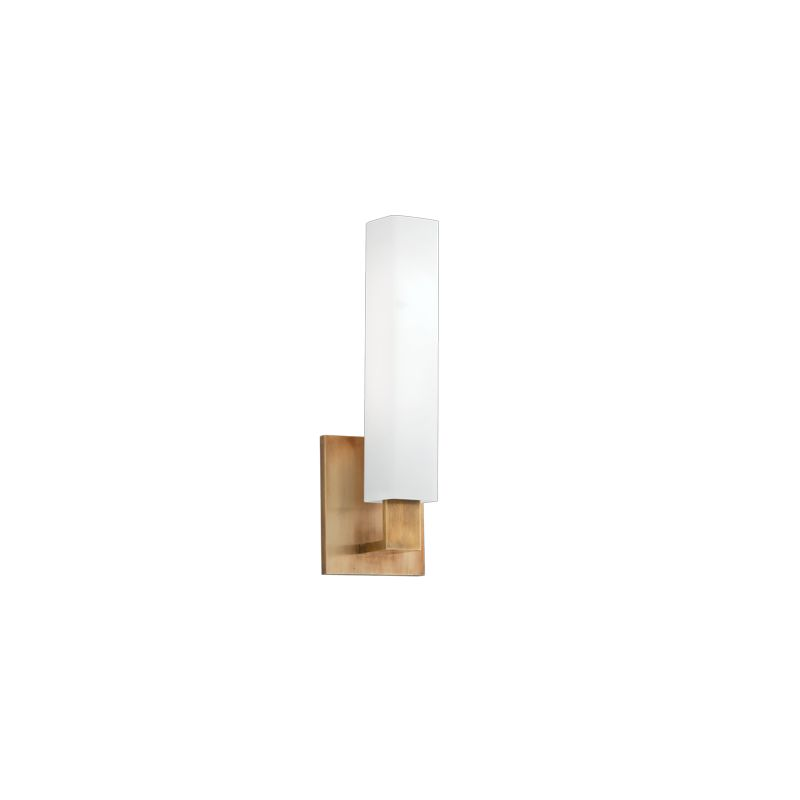 Hudson Valley Lighting 550 Livingston 1 Light Wall Sconce with Opal Sale $268.00 ITEM: bci1952383 ID#:550-AGB :