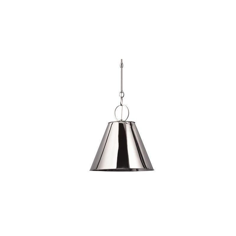 Hudson Valley Lighting 5515 Altamont 1 Light Pendant Polished Nickel