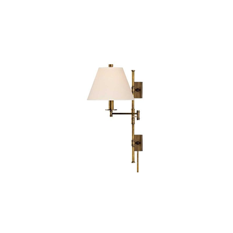 Hudson Valley Lighting 7731 Claremont 1 Light Swing Arm Wall Sconce