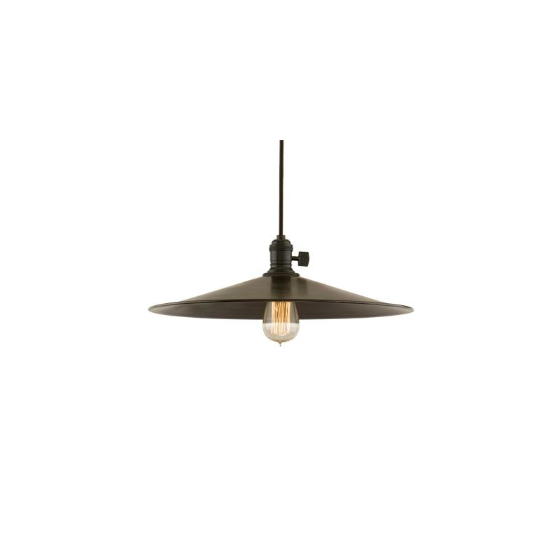 Hudson Valley 8001-OB-ML1 Bronze Industrial Heirloom Pendant