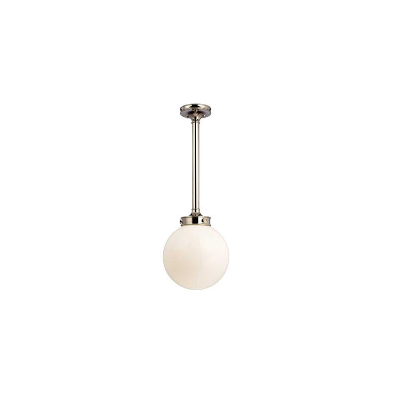 Hudson Valley Lighting 8814 Concord 1 Light Pendant Polished Nickel Sale $180.80 ITEM: bci2063442 ID#:8814-PN UPC: 806134139544 :