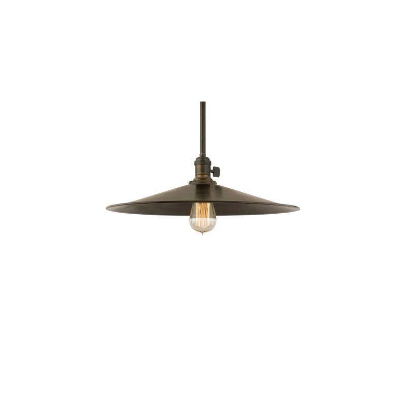 Hudson Valley 9001-OB-ML1 Bronze Industrial Heirloom Pendant