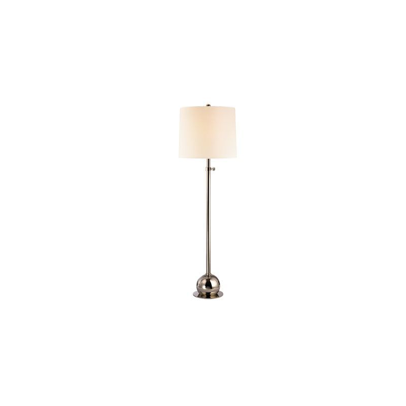 Hudson Valley Lighting L116 Marshall 1 Light Floor Lamp Polished