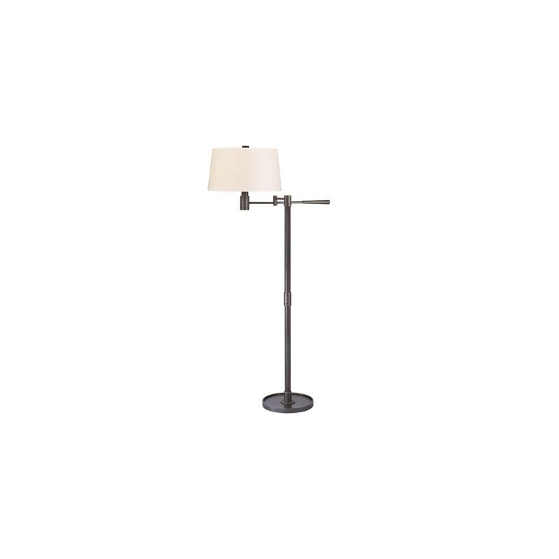 Hudson Valley Lighting L526 Lindale 1 Light Floor Lamp Old Bronze
