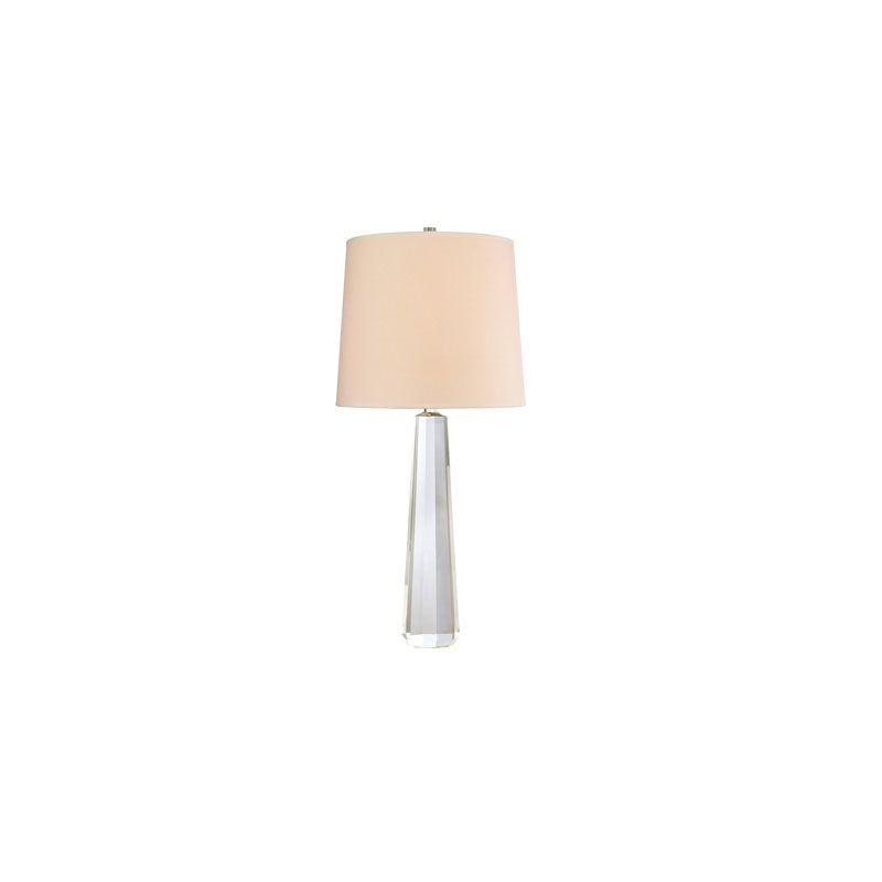 Hudson Valley Lighting L887 Taylor 1 Light Table Lamp Polished Nickel