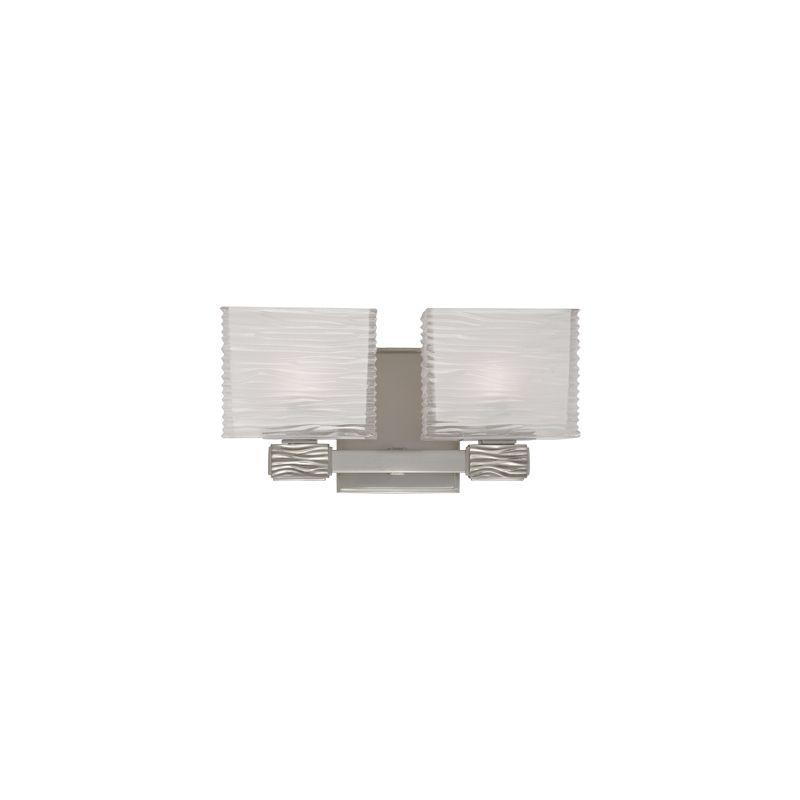 Hudson Valley Lighting 4662 Two Light Up Lighting Bath Vanity with Sale $278.00 ITEM: bci1723231 ID#:4662-PN UPC: 806134118907 :