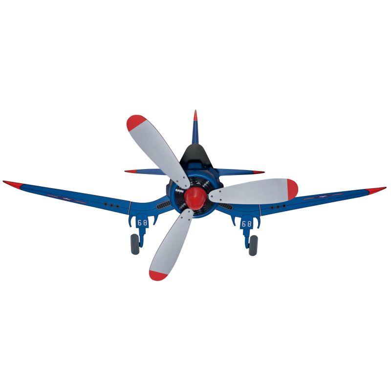 """Hunter Fantasy Flyer 48"""" Flush Mount Indoor Ceiling Fan - 3 Blades"""
