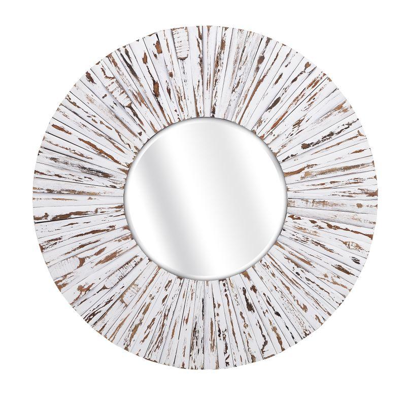 "IMAX Home 10439 Sadie 36"" Circular Mirror Home Decor Lighting"