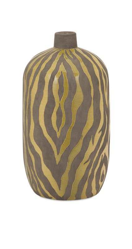 IMAX Home 18253 Elixer Small Animal Print Vase Home Decor Vases