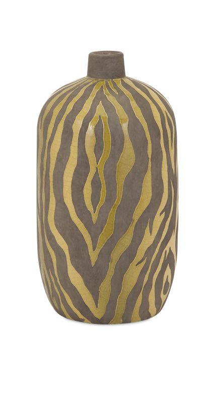 IMAX Home 18253 Elixer Small Animal Print Vase Home Decor Vases