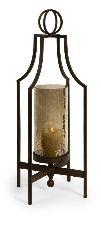 IMAX Home 20053 Bauer Iron Candleholder Home Decor Candle Holders