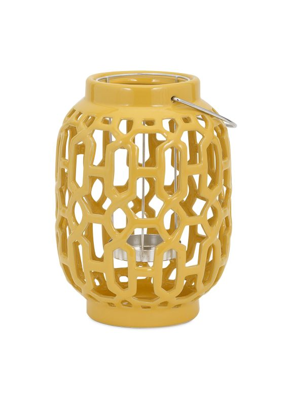 IMAX Home 25401 Essentials Lantern - Small - Energetic Home Decor Sale $30.15 ITEM: bci2626201 ID#:25401 UPC: 784185254013 :