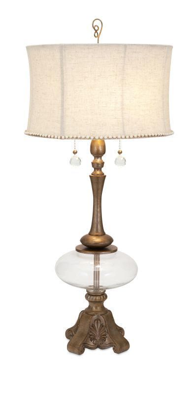 IMAX Home 31417 Scarlett Table Lamp Lamps Buffet Lamps