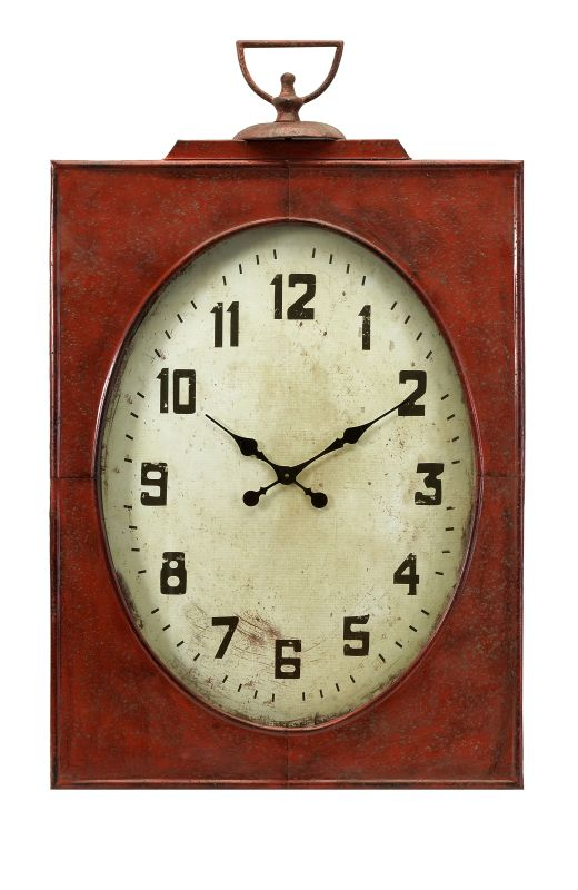 "IMAX Home 47329 Carnen 47"" x 28.5"" Wall Clock Home Decor Wall"