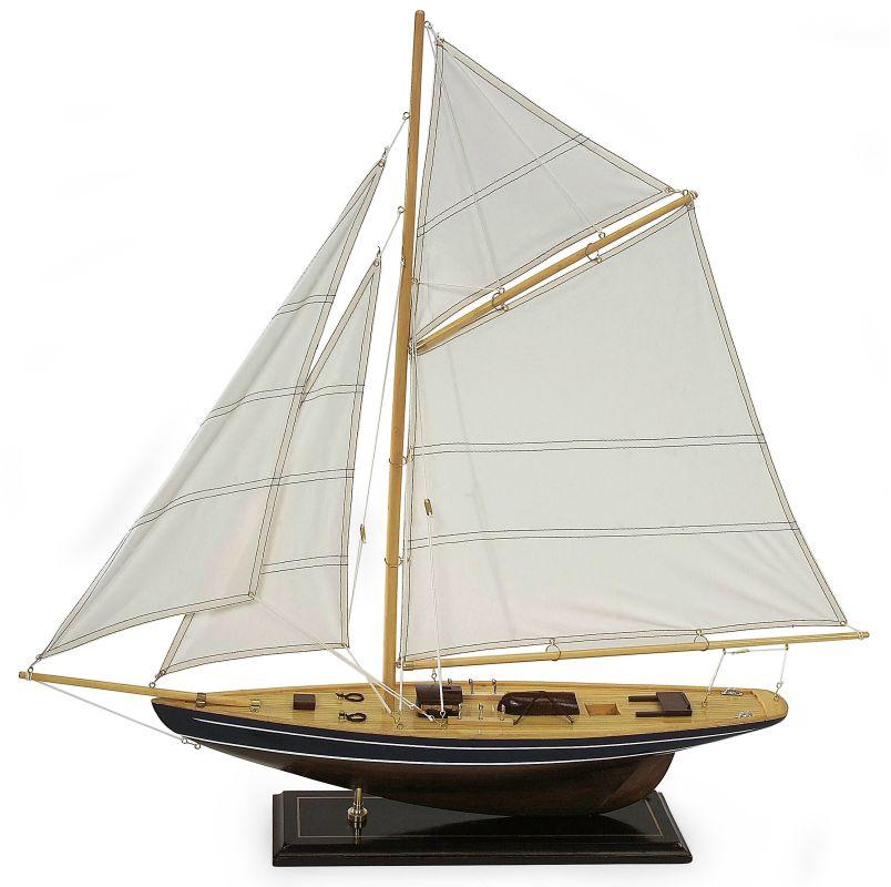 IMAX Home 5087 Medium Sailboat Home Decor Statues & Figurines